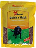 X-Seed Quick and Thick Dog Spot Lawn Repair Mix, 1.75-Pound