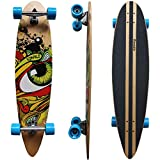 RIMABLE Canadian Maple Pintail Longboard