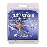Husqvarna Chainsaw Chain 20' .050 Gauge 3/8 Pitch Low Kickback Low-Vibration