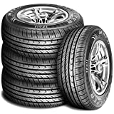 Set of 4 (FOUR) MRF Wanderer Sport Performance All-Season Radial Tires - 205/60R16 92H