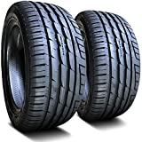 Set of 2 (TWO) Forceum Octa All-Season High Performance Radial Tires-245/50R17 245/50ZR17 99W