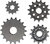 JT Sprockets JTF249.14 14T Steel Front Sprocket black, 14 Tooth/420 Pitch