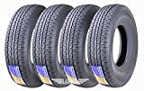 4 New Premium FREE COUNTRY Trailer Tires ST235/85R16 Radial 12PR Load Range F w/Scuff Guard