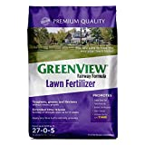 GreenView 2129187 Lawn Fertilizer Fairway Formula, 16.5 lb. -Covers 5,000 sq. ft