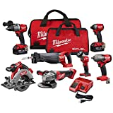 Milwaukee Electric Tools 2997-27 Fuel Combo Kit
