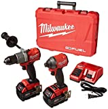 Milwaukee Electric Tools 2997-22 Hammer Drill/Impact Driver Kit