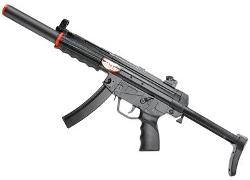 UHC MP5 SD3 Spring Airsoft SubMachine Gun
