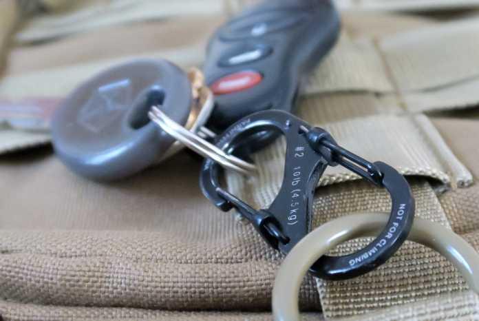 best carabiner for keys