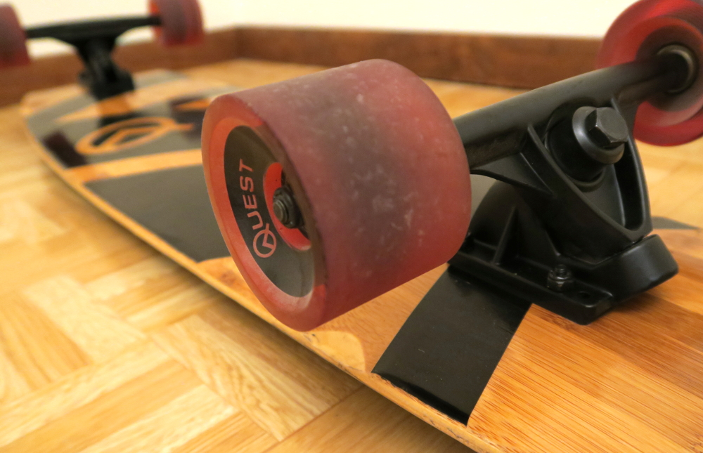 how much does a longboard cost