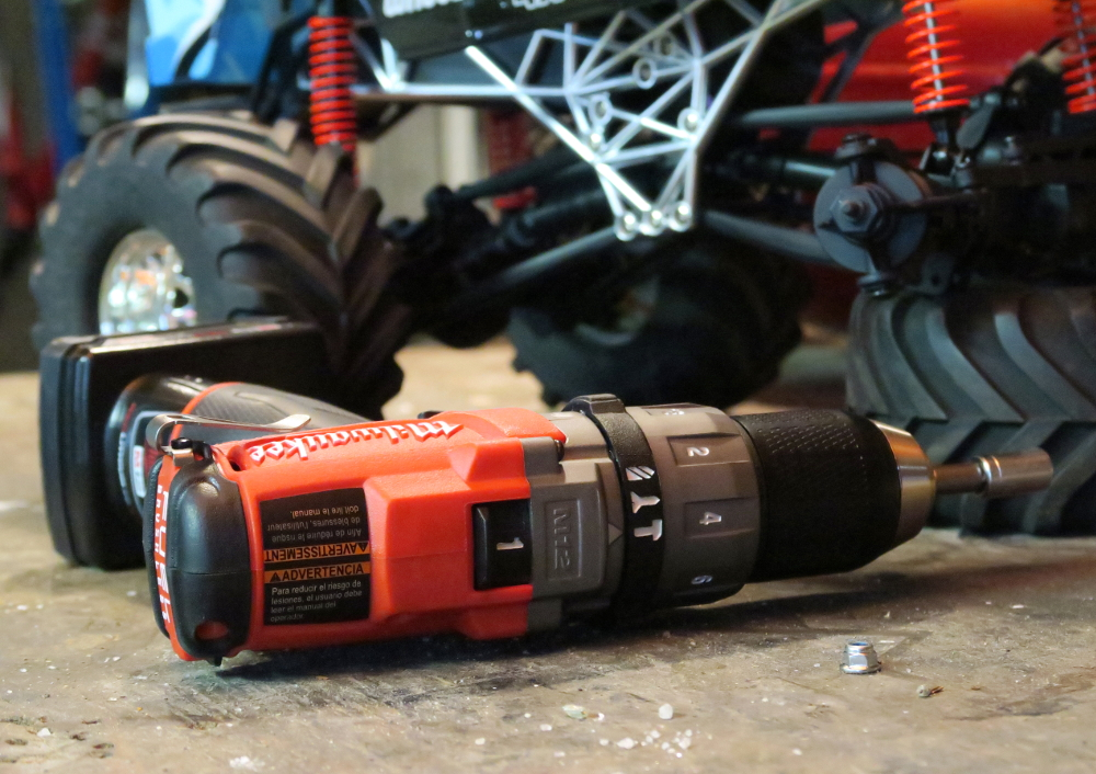 imapct driver vs impact wrench