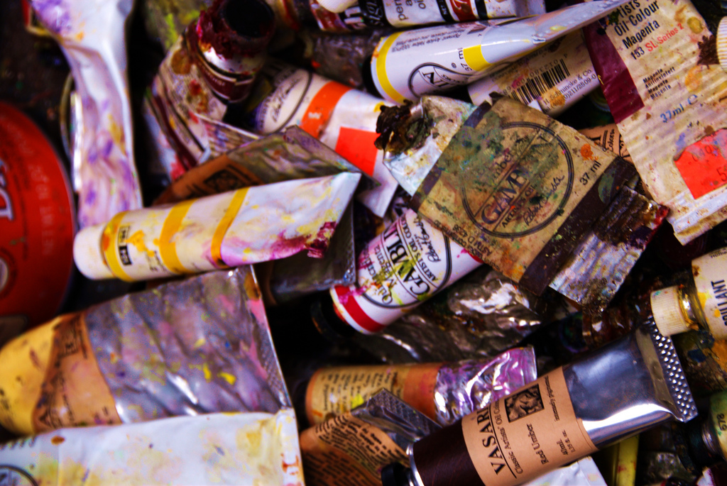 oil paint brands
