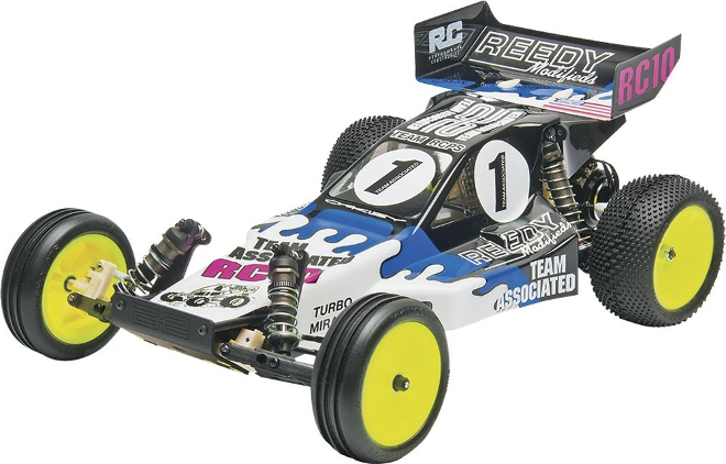team associated RC10