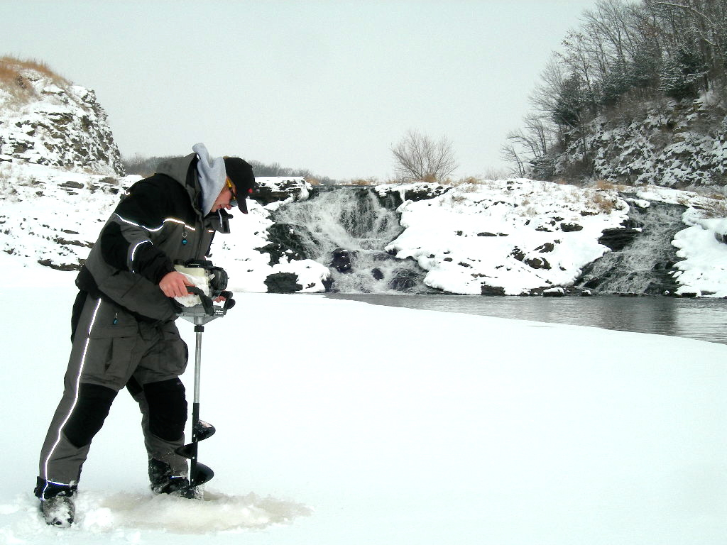 Best Ice Fishing Auger