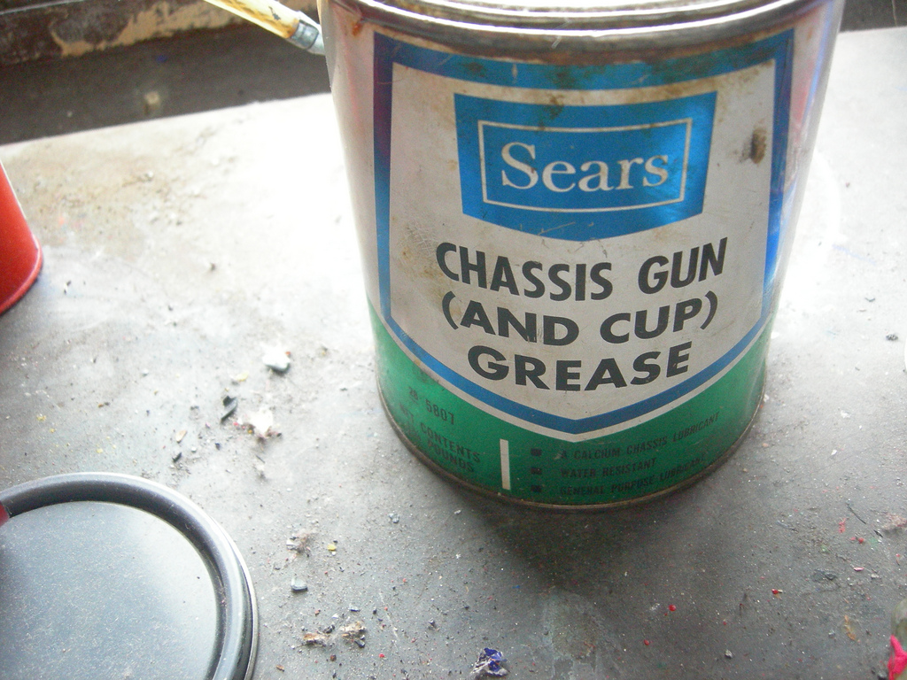 best grease for tractors and heavy equipment