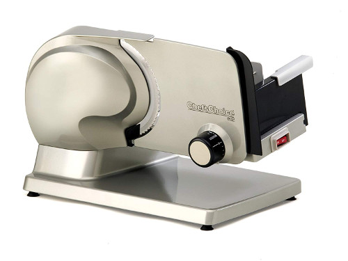 chefs choice 615a meat slicer review