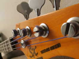 guitar string order
