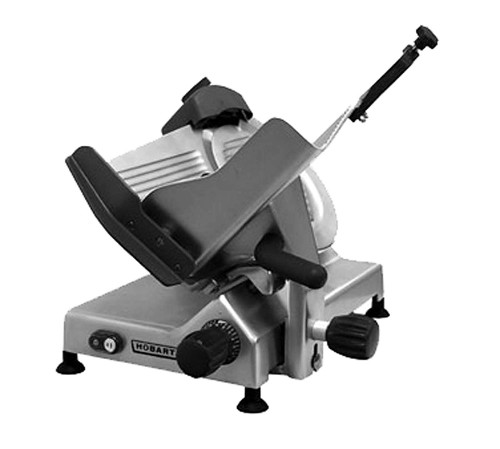 hobart edge meat slicer review