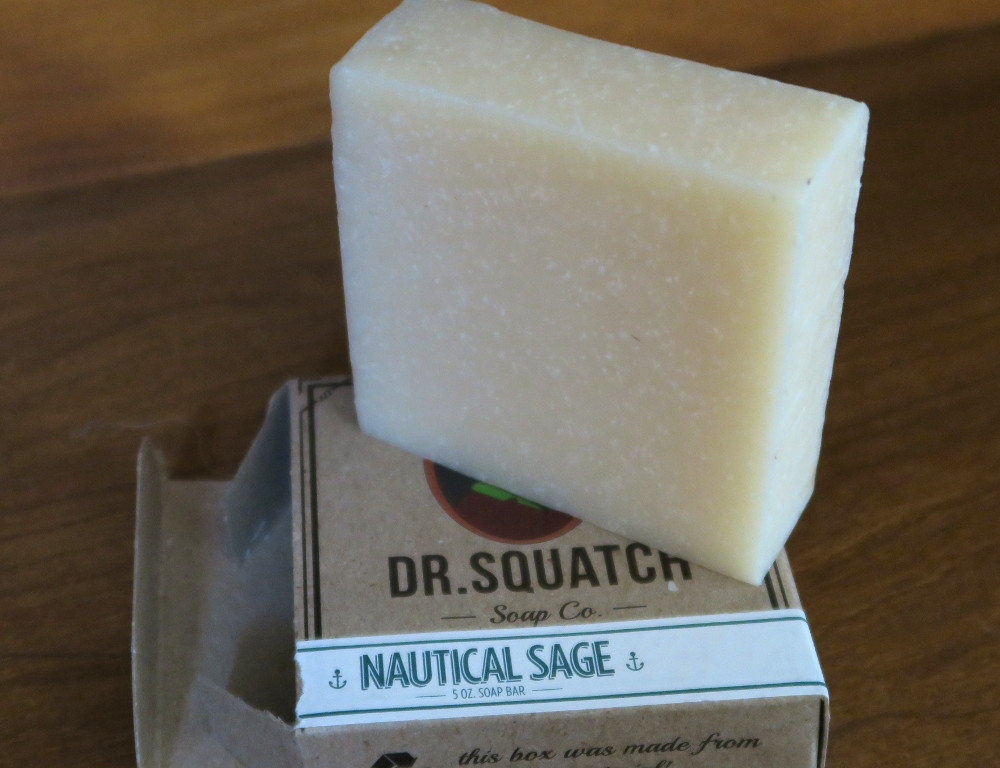 dr squatch soap review
