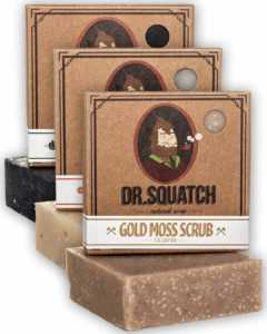 dr squatch soap sampler