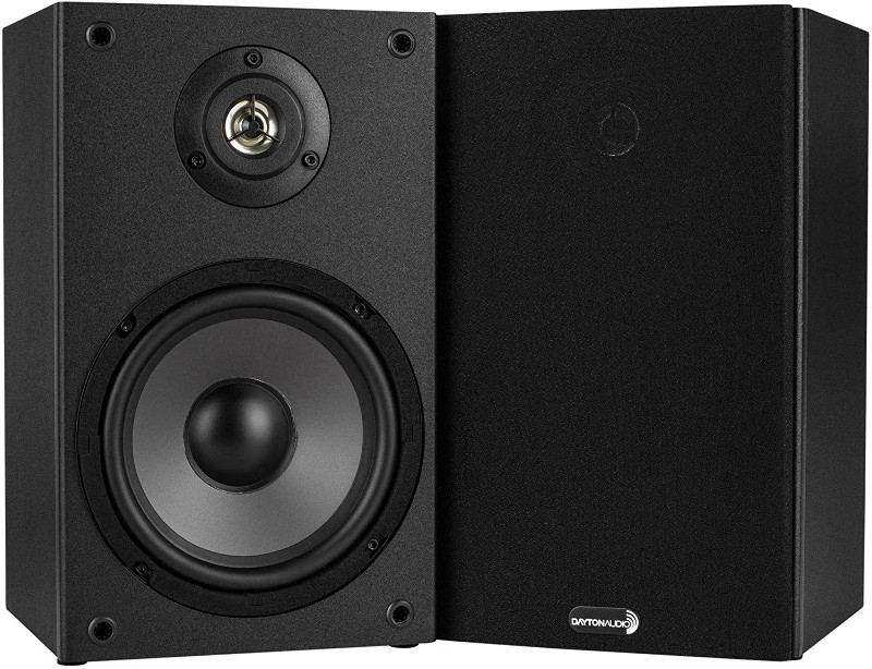 bookshelf speakers for garage