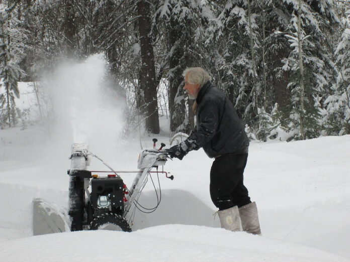 best goggles for snow blowing